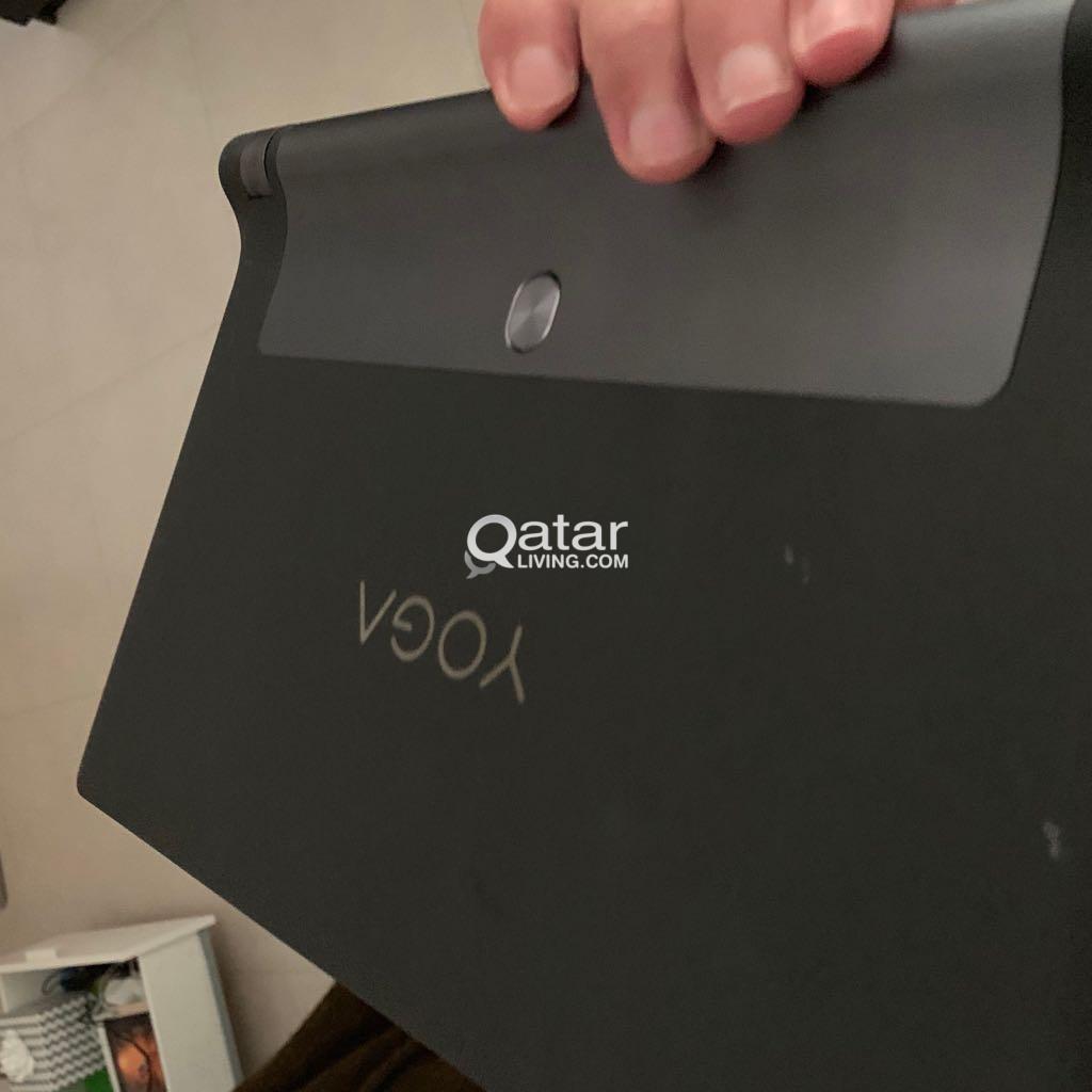 Lenovo Yoga Tab 3 in box +warranty