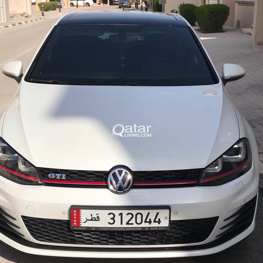 VW Golf GTI | Qatar Living