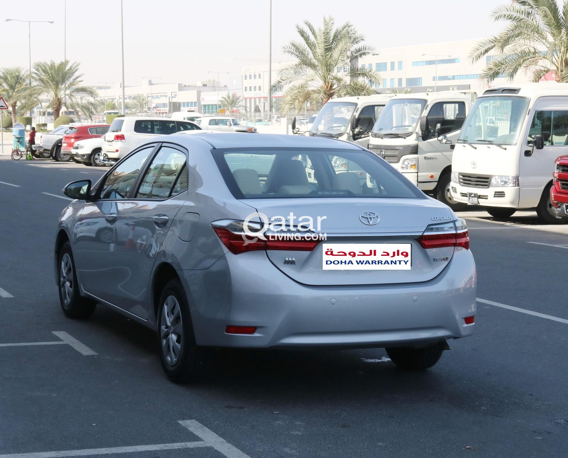 Toyota Corolla 1 6 Xli Model 2019 Qatar Living