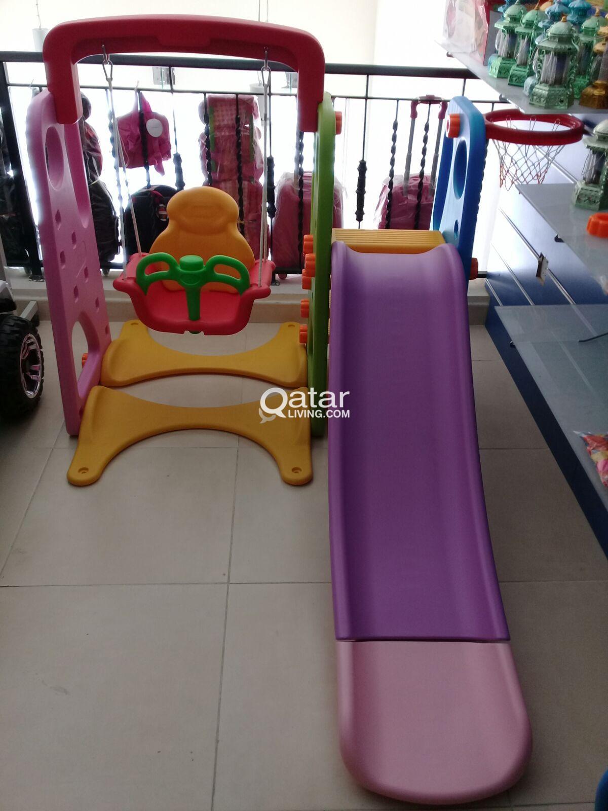 swing + slide + basketball