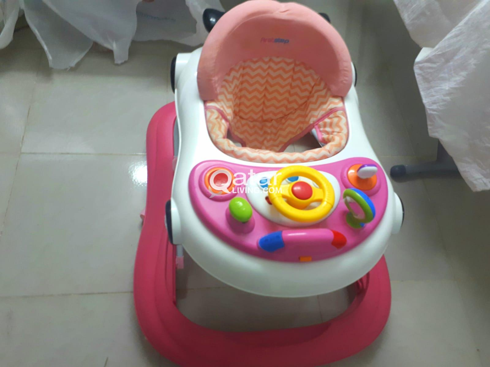 Baby Walker - First Step - 3 Months used