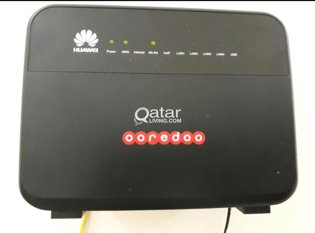 Ooredoo Wifi Router | Qatar Living
