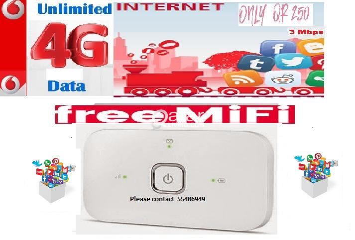 Unlimited 4g Package