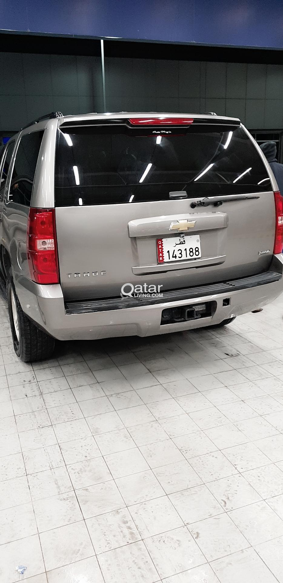 Chevrolet Tahoe For sale   Qatar Living