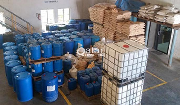 Chemical Supply & Waste Disposal