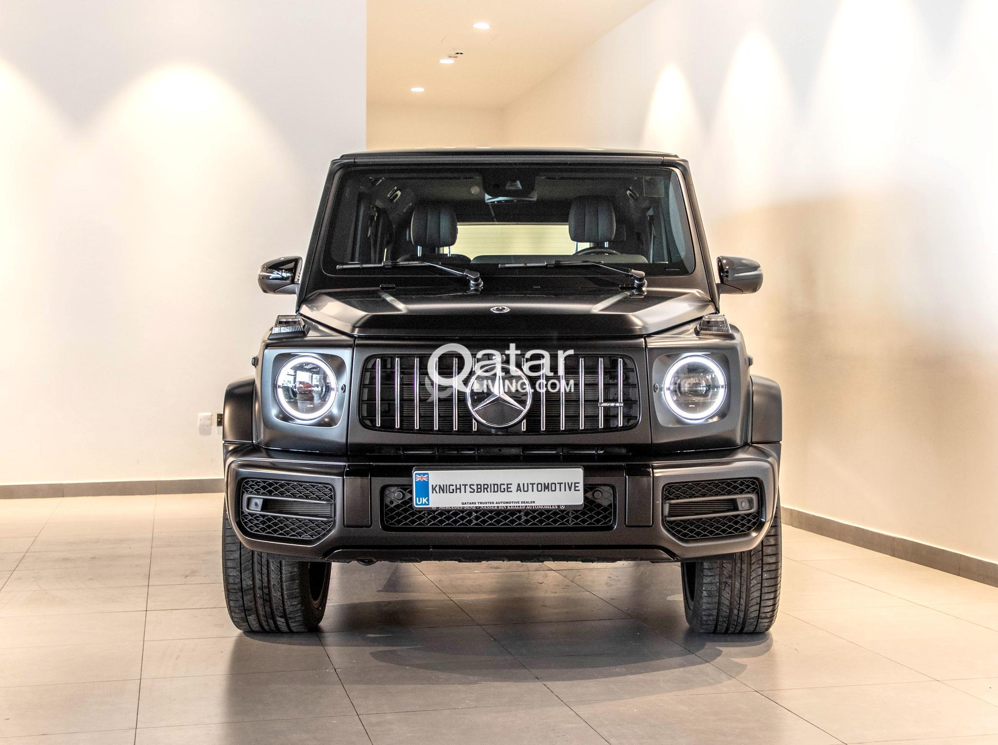 2019 Mercedes G63 AMG | Qatar Living