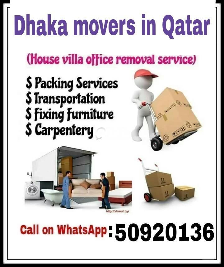 Moving & shifting service. Please call us anytime