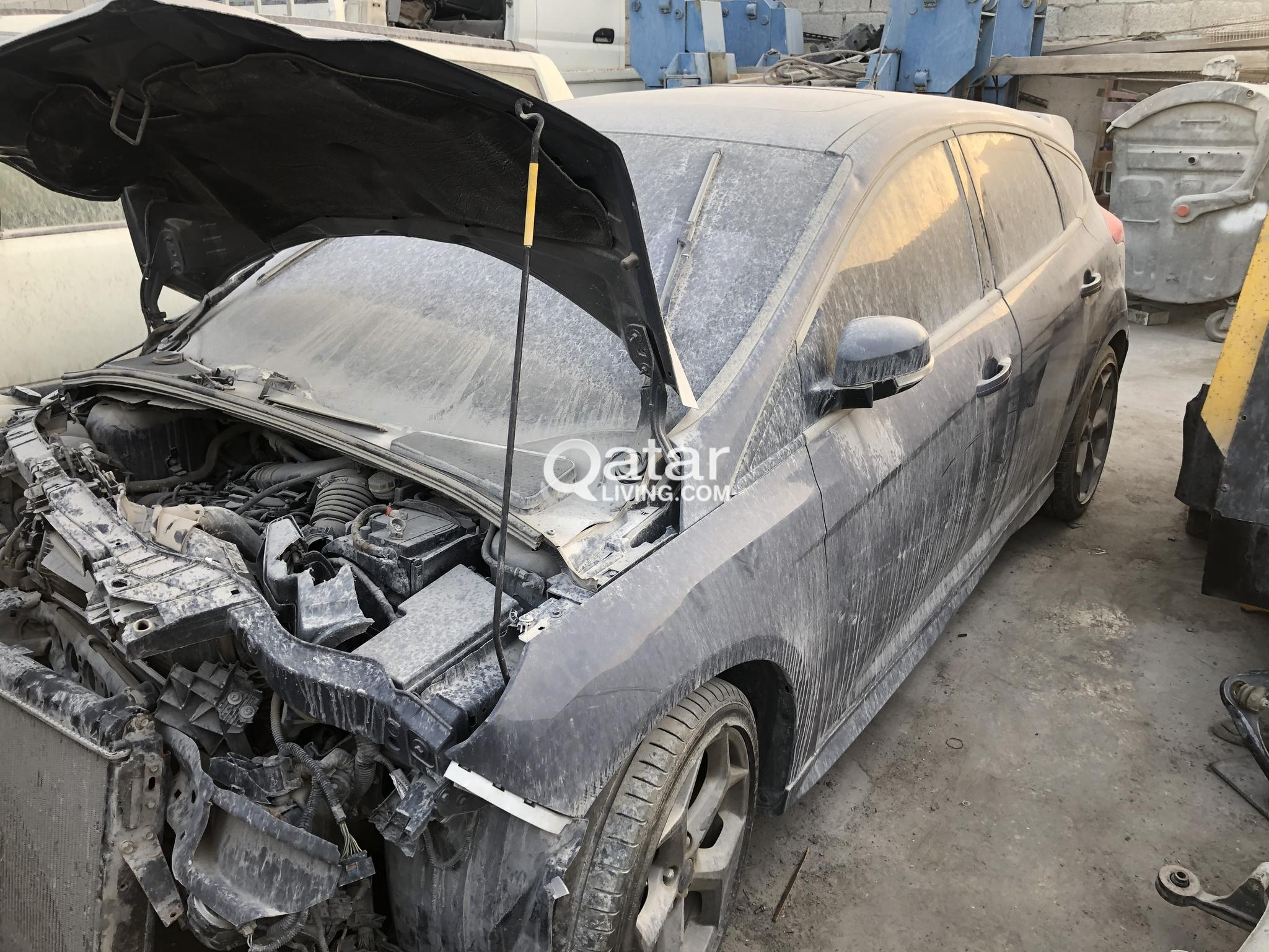 Focus St Parts >> Ford Focus St 2016 Qatar Living