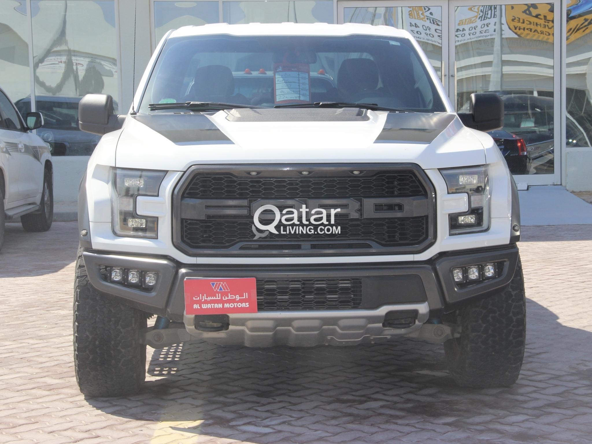 Ford F 150 Raptor 2017 Qatar Living