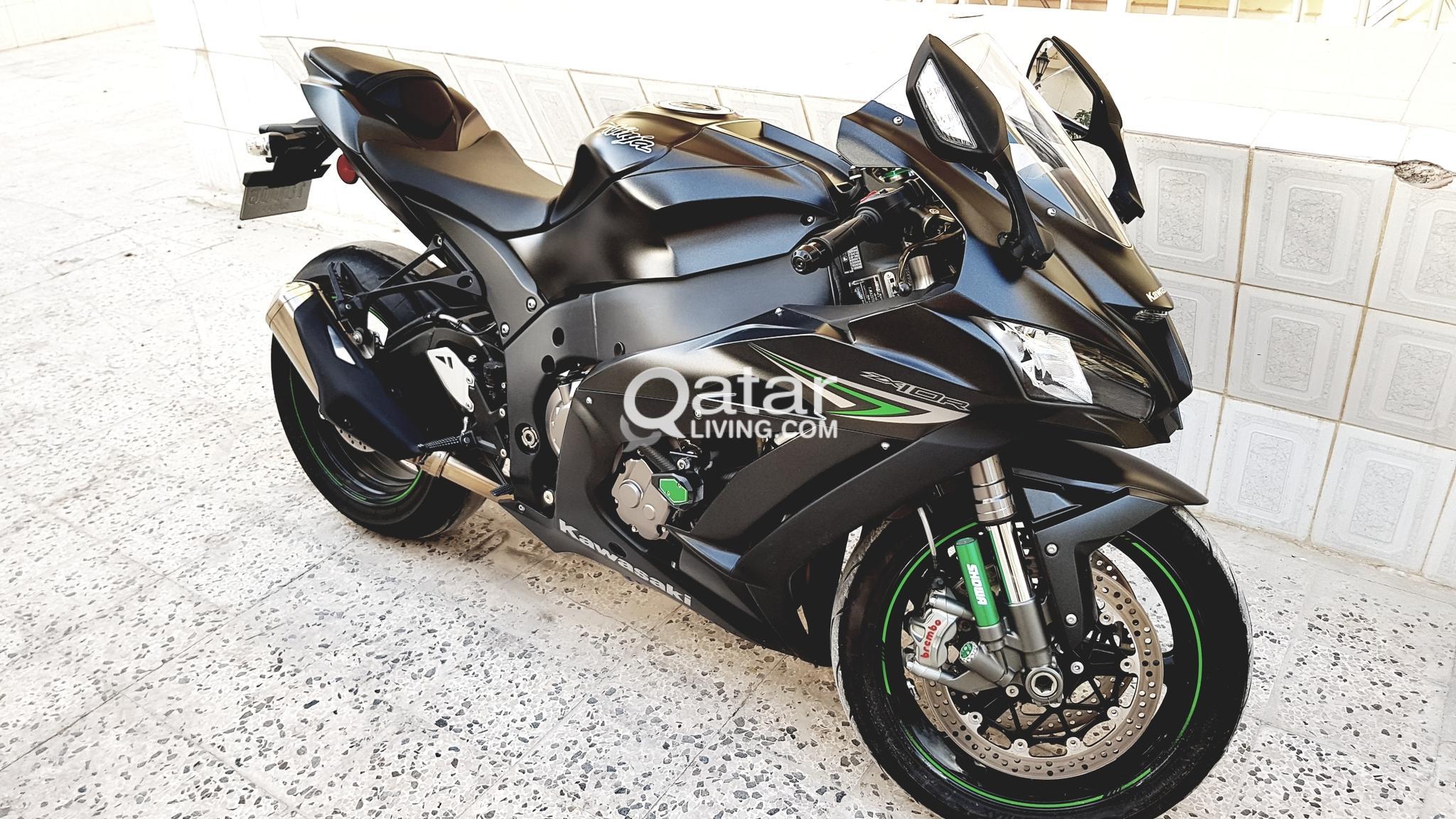 2017 Kawasaki Zx10r Qatar Living