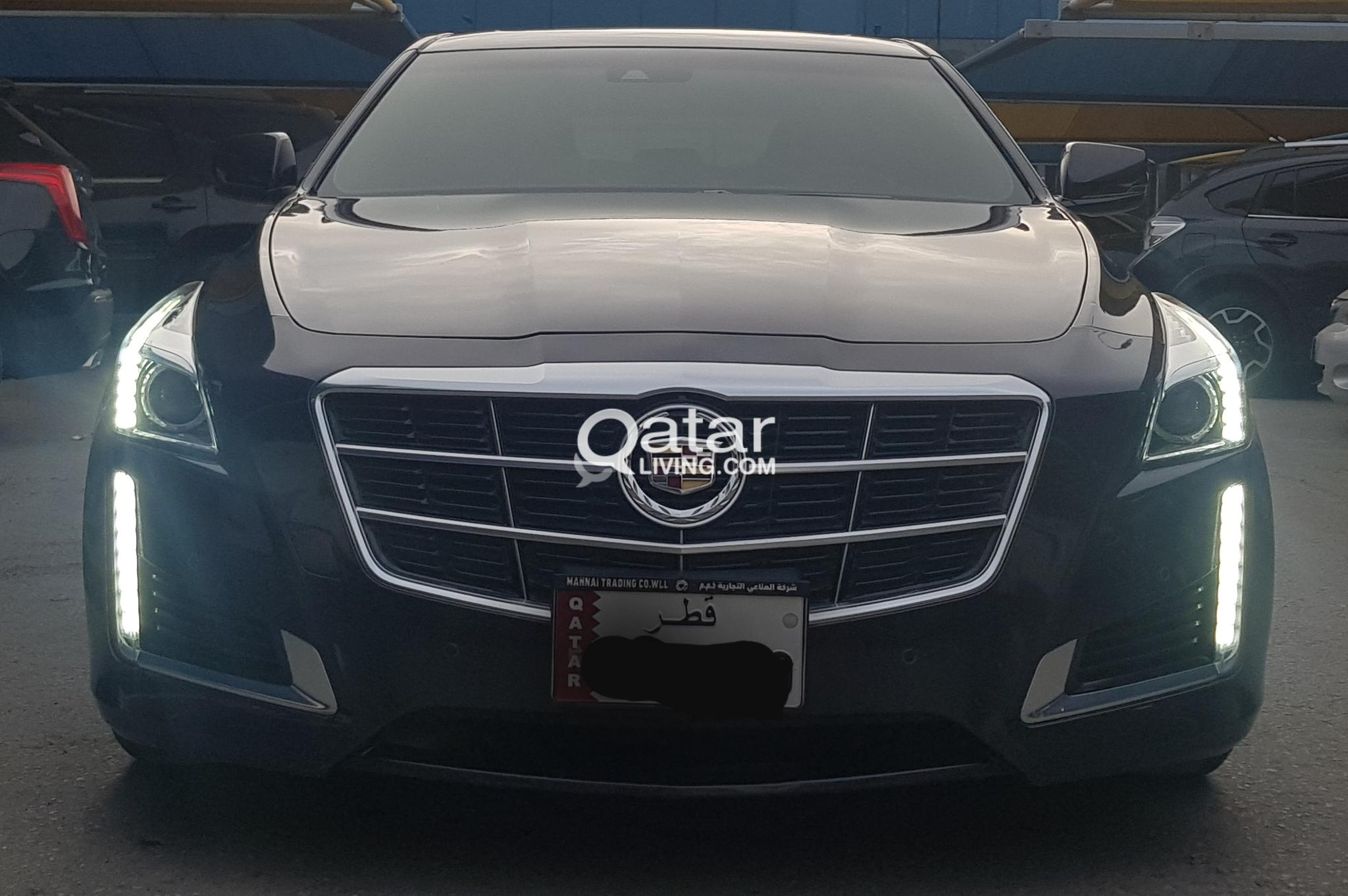 2014 cadillac cts performance package   qatar living