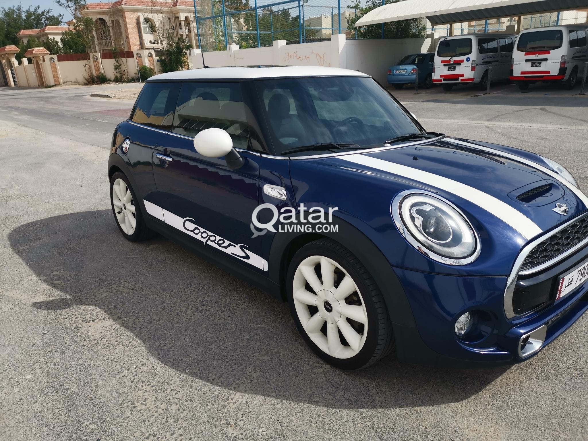 Mini Cooper S 2014 Jcw Exhaust Qatar Living