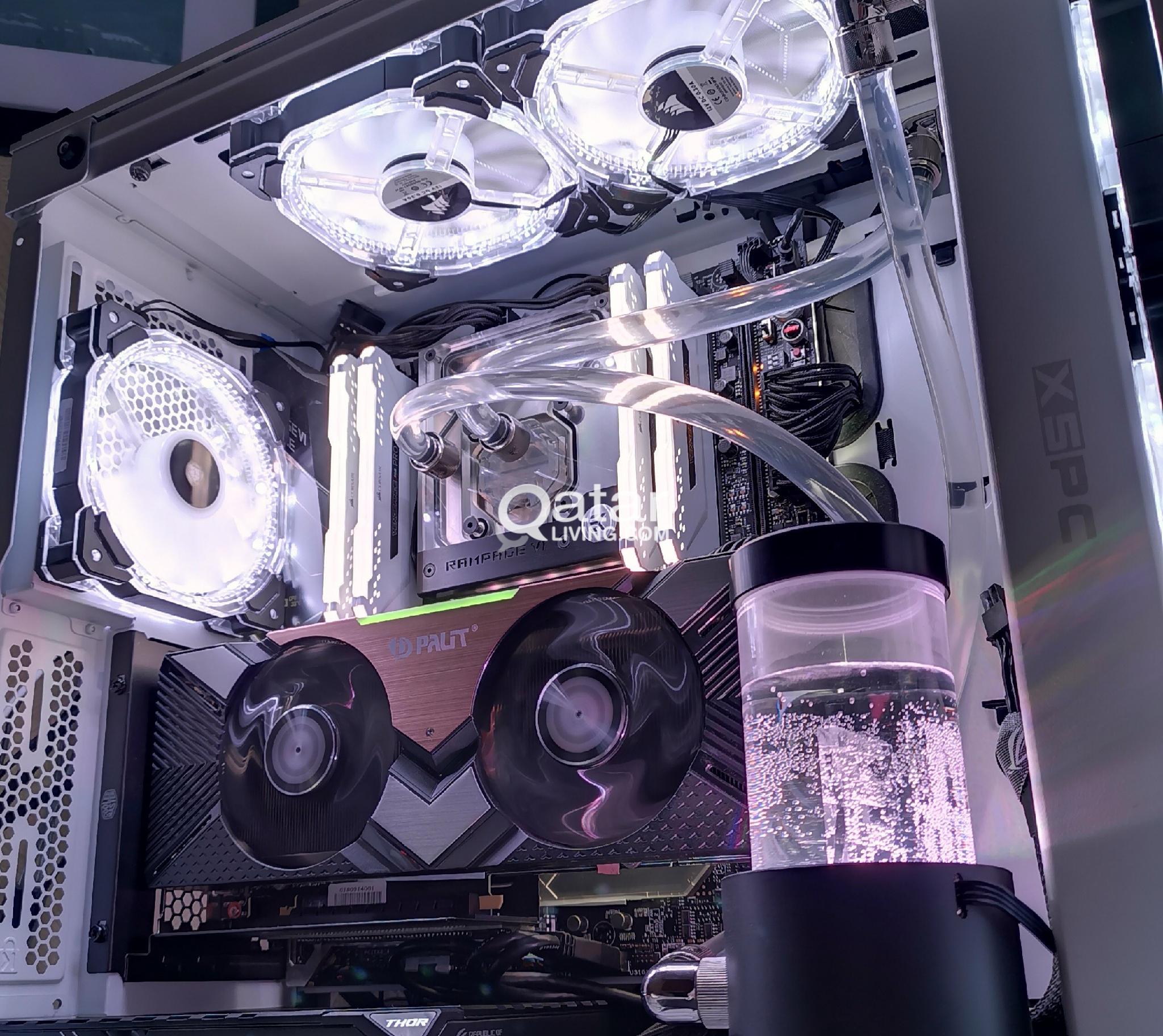 Nvidia RTX 2080 ti + PC case w/ workstation parts   Qatar Living