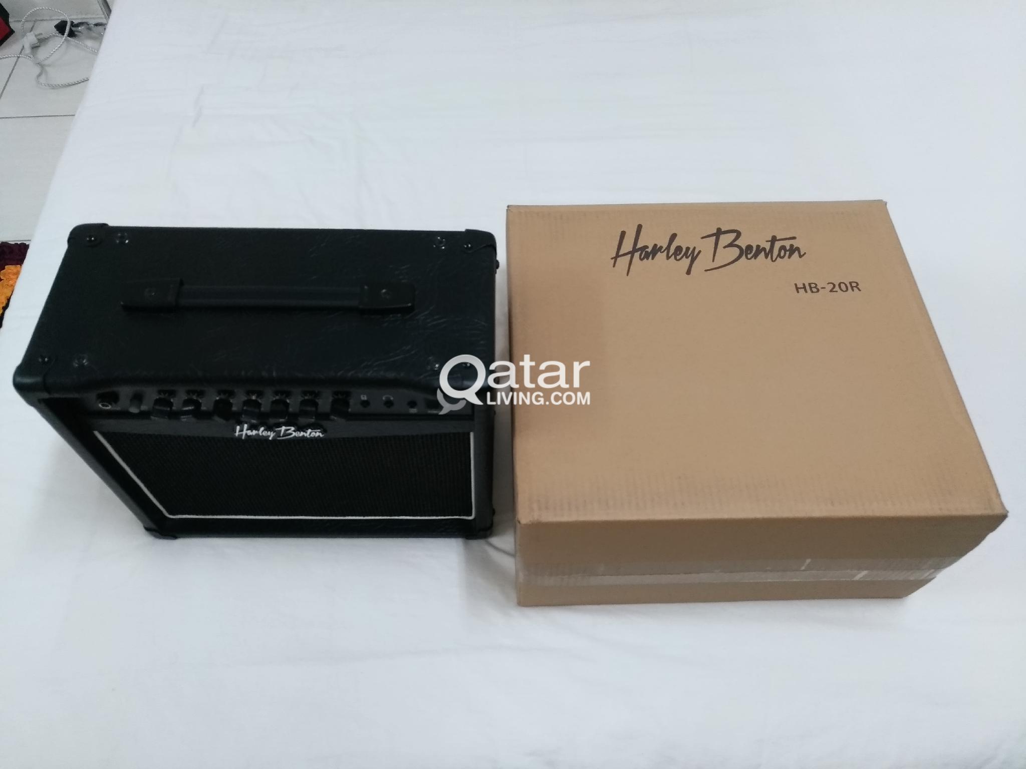 HARLEY BENTON GUITAR AMP | Qatar Living