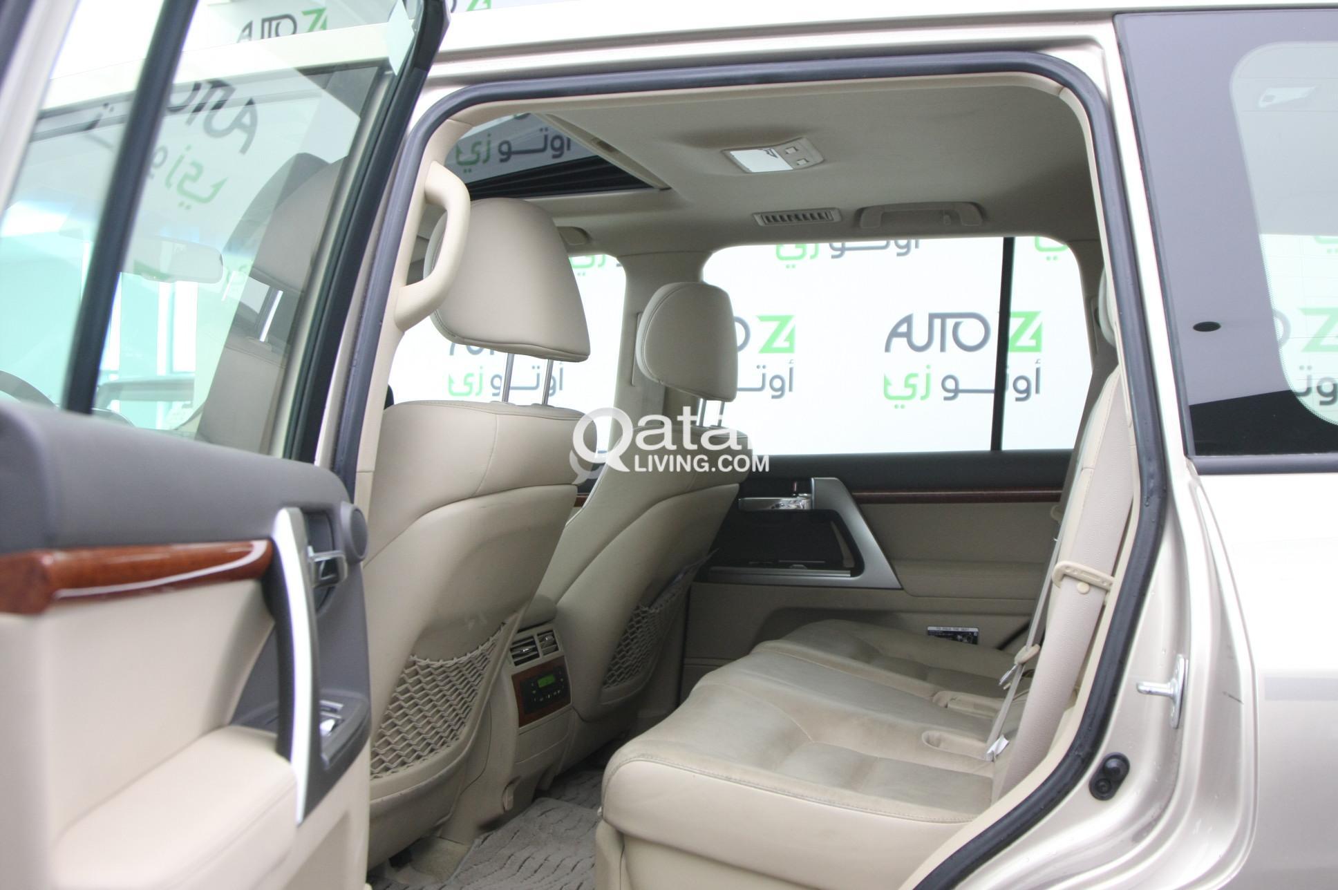 Toyota Land Cruiser VXR 2013   Qatar Living