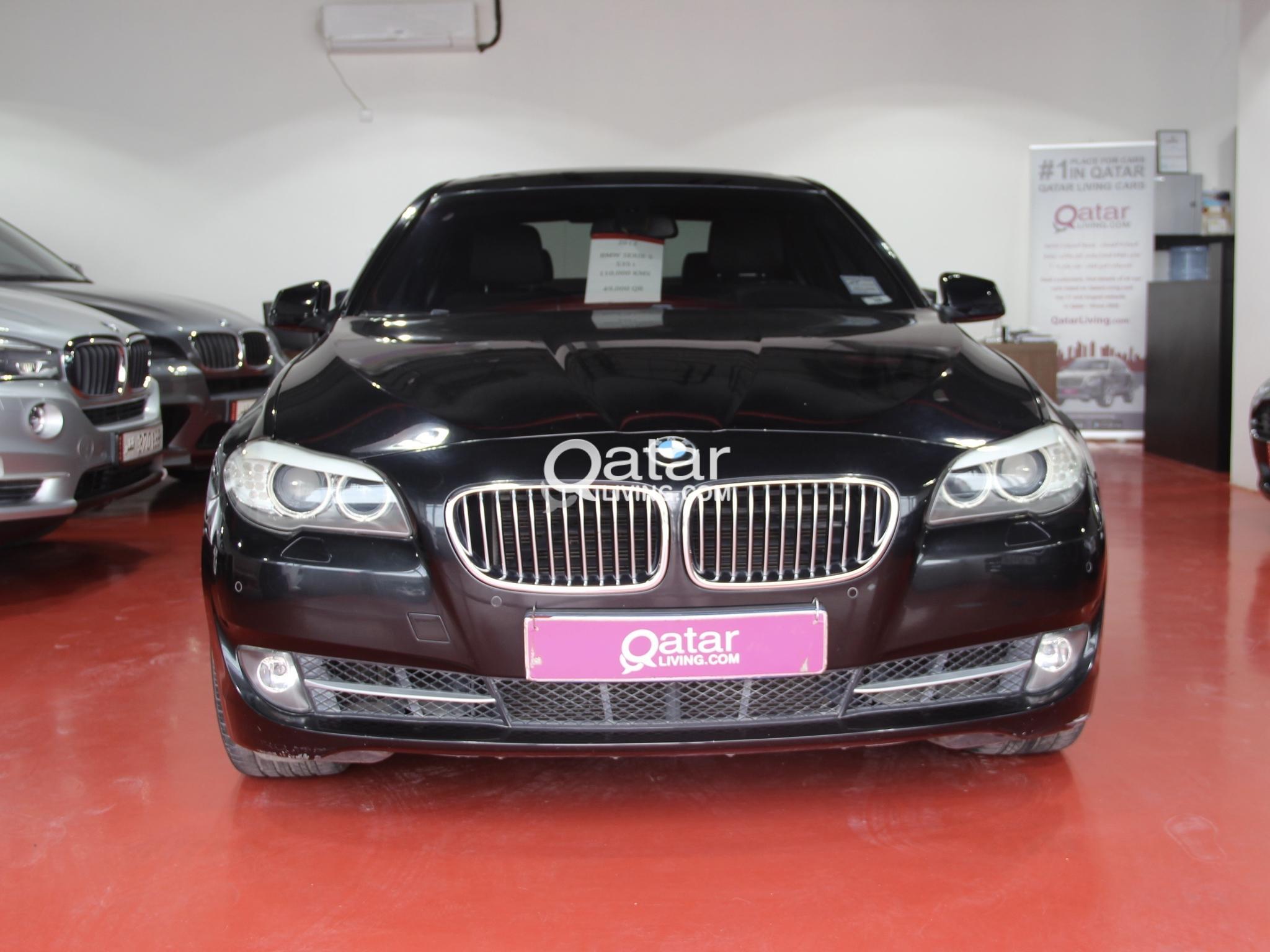 BMW 535 i 2012
