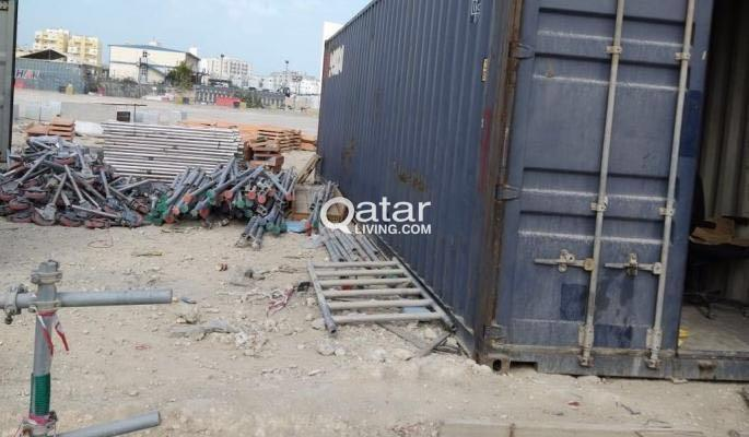 store containers 40 fet