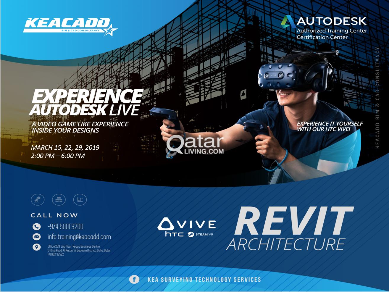 Autodesk Autocad Revit MEP Revit Architecture   Qatar Living