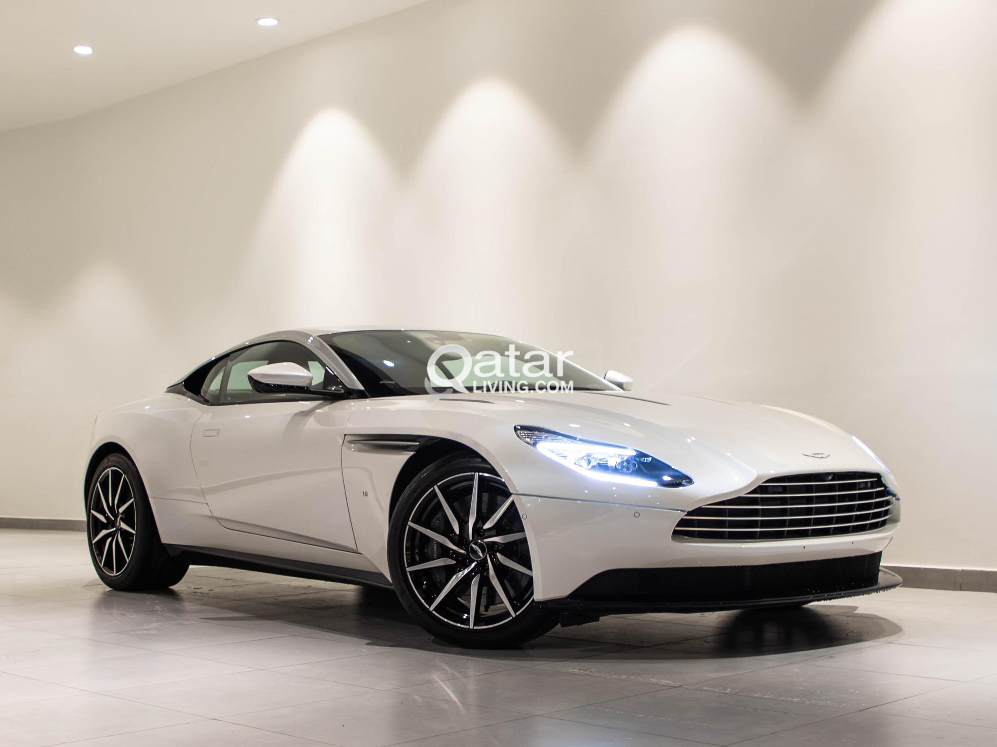 2017 Aston Martin Db11 White Qatar Living