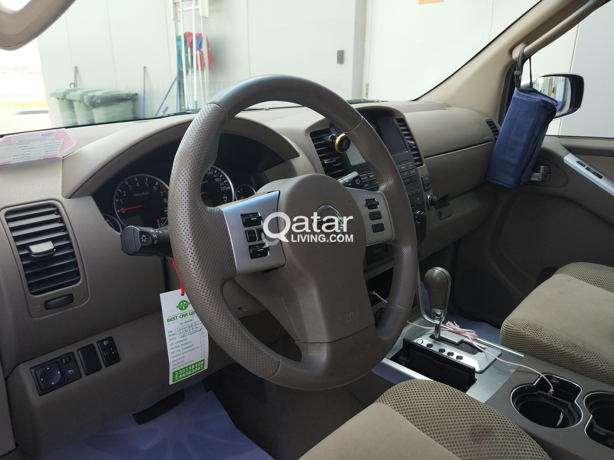 Le Information For Nissan Pathfinder Se Model 2008