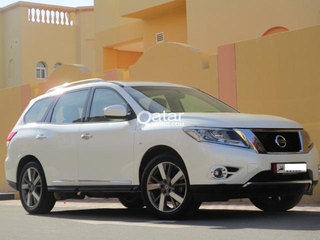 nissan pathfinder 2015 full options   qatar living