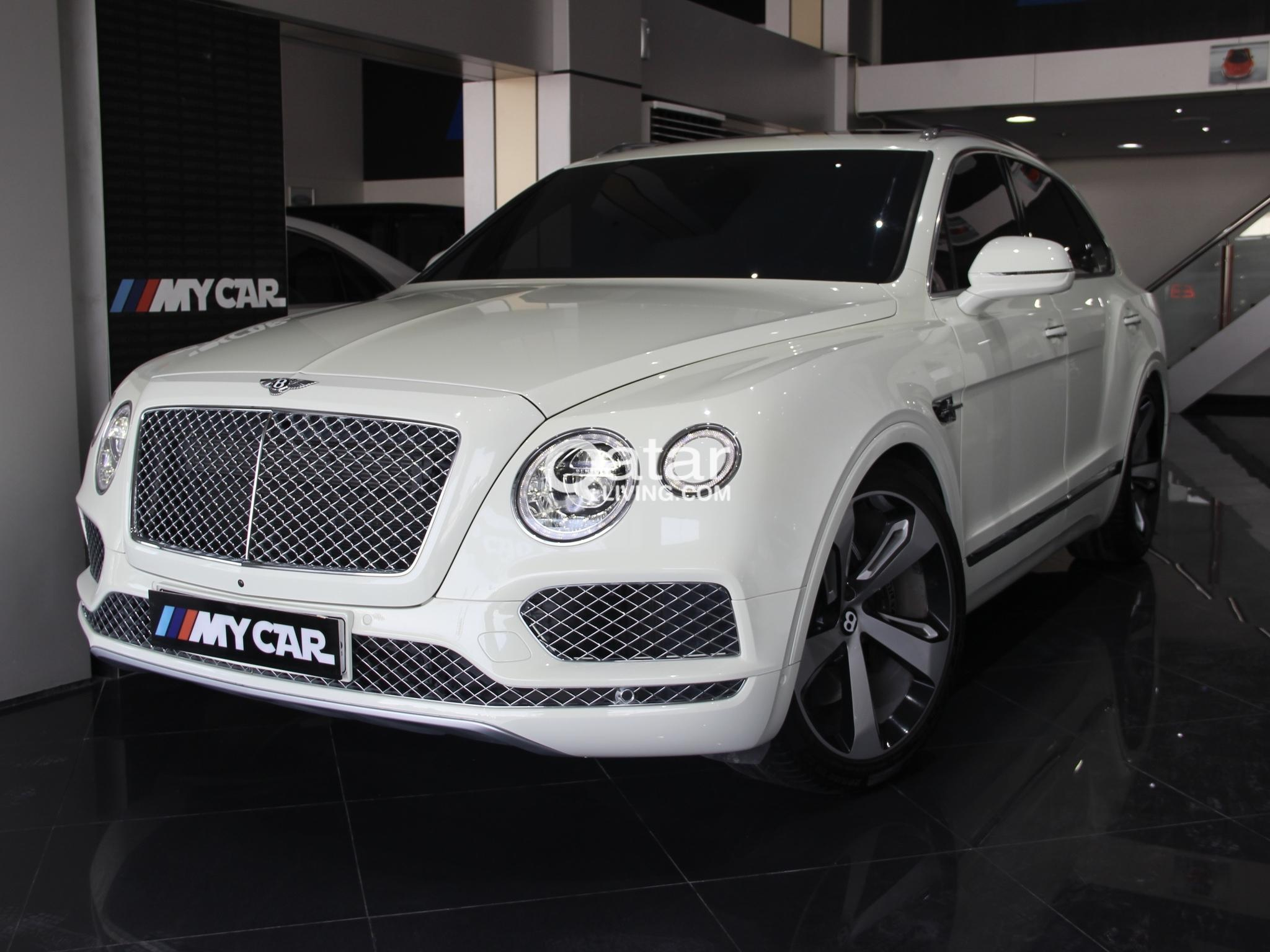 Bentley Bentayga 2017