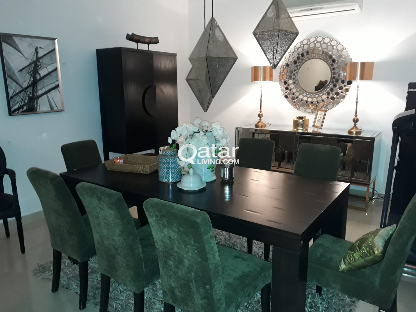 Dining Set From The One