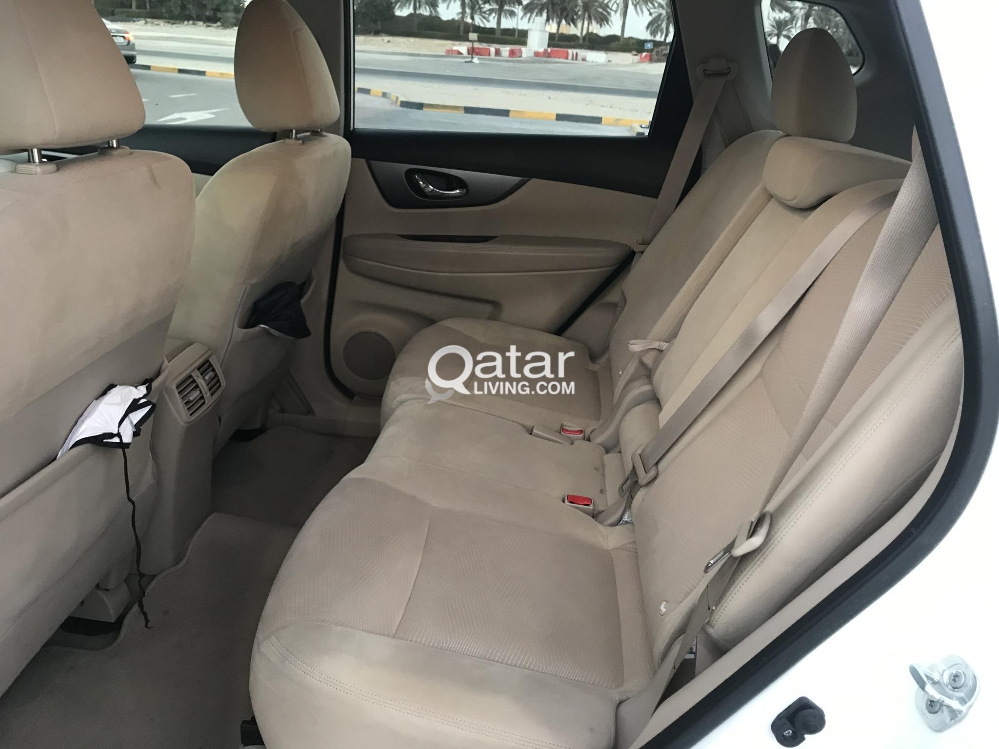 Nissan X-Trail 2.5L SV4WD 7 Seater Model 2016