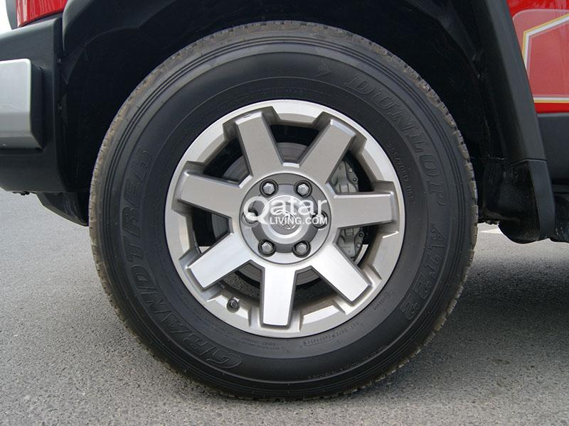 Toyota FJ Cruiser 2018