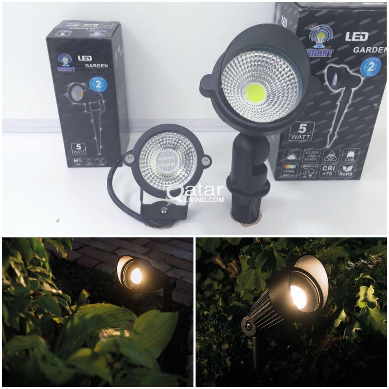 LED GARDEN LIGHT 5 W