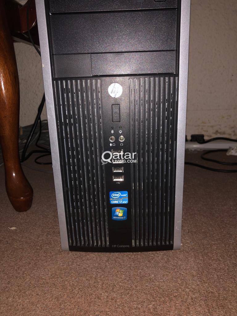 Brand HP Compaq Elite 8200 (USED) | Qatar Living