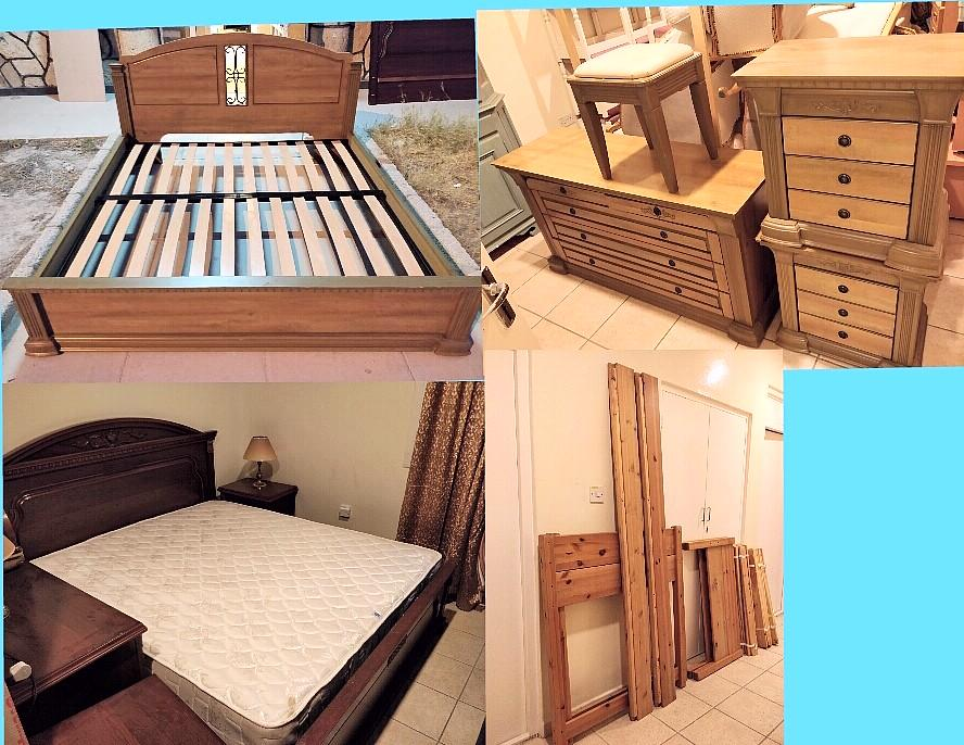 Dining Sets, Bed Sets, Cupboards, Dining Chairs, Office Tables