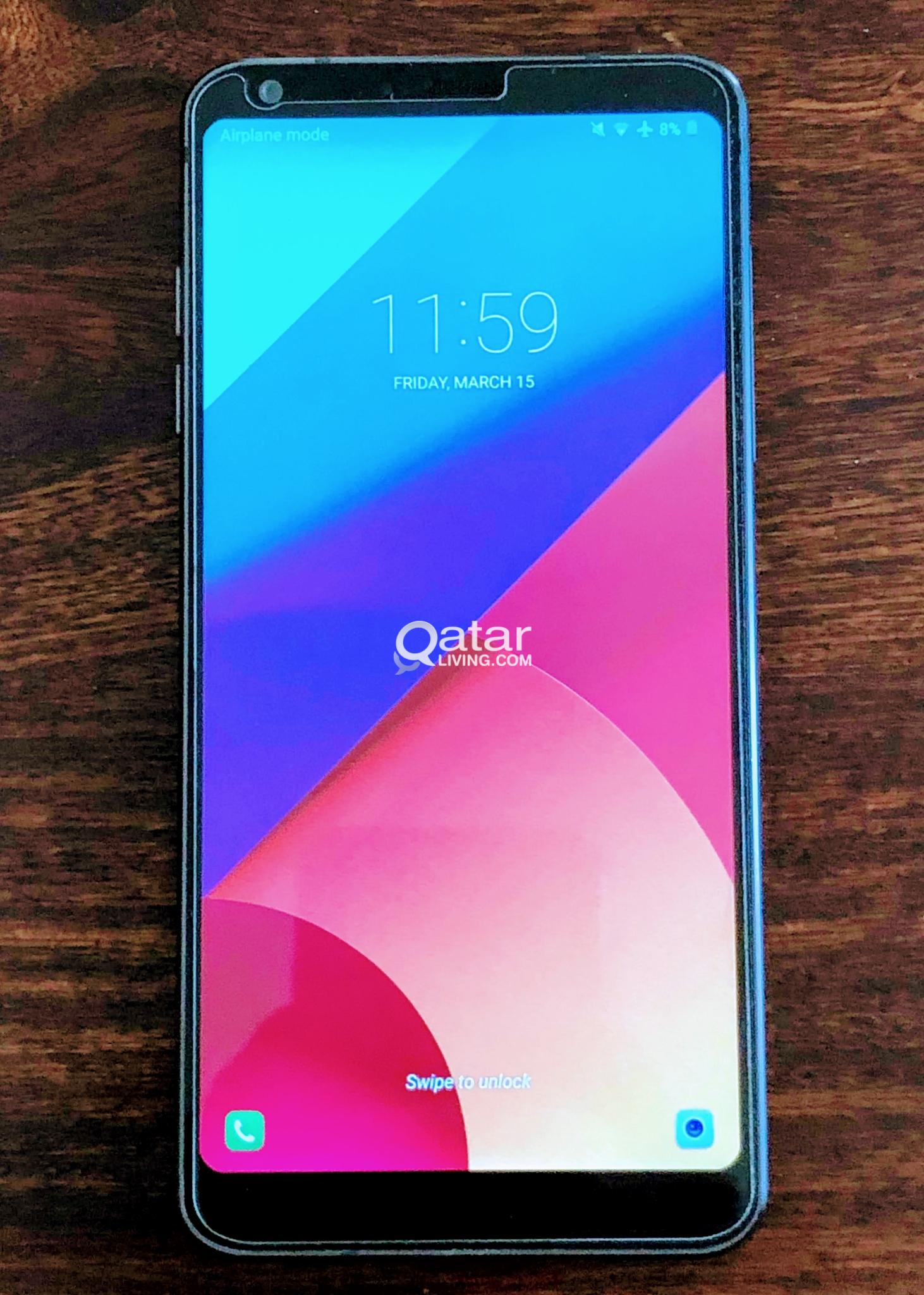 LG G6 H870S with Box & Accessories | Qatar Living