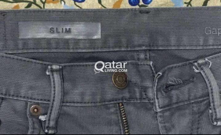 5 GAP JEANS NEVER USED