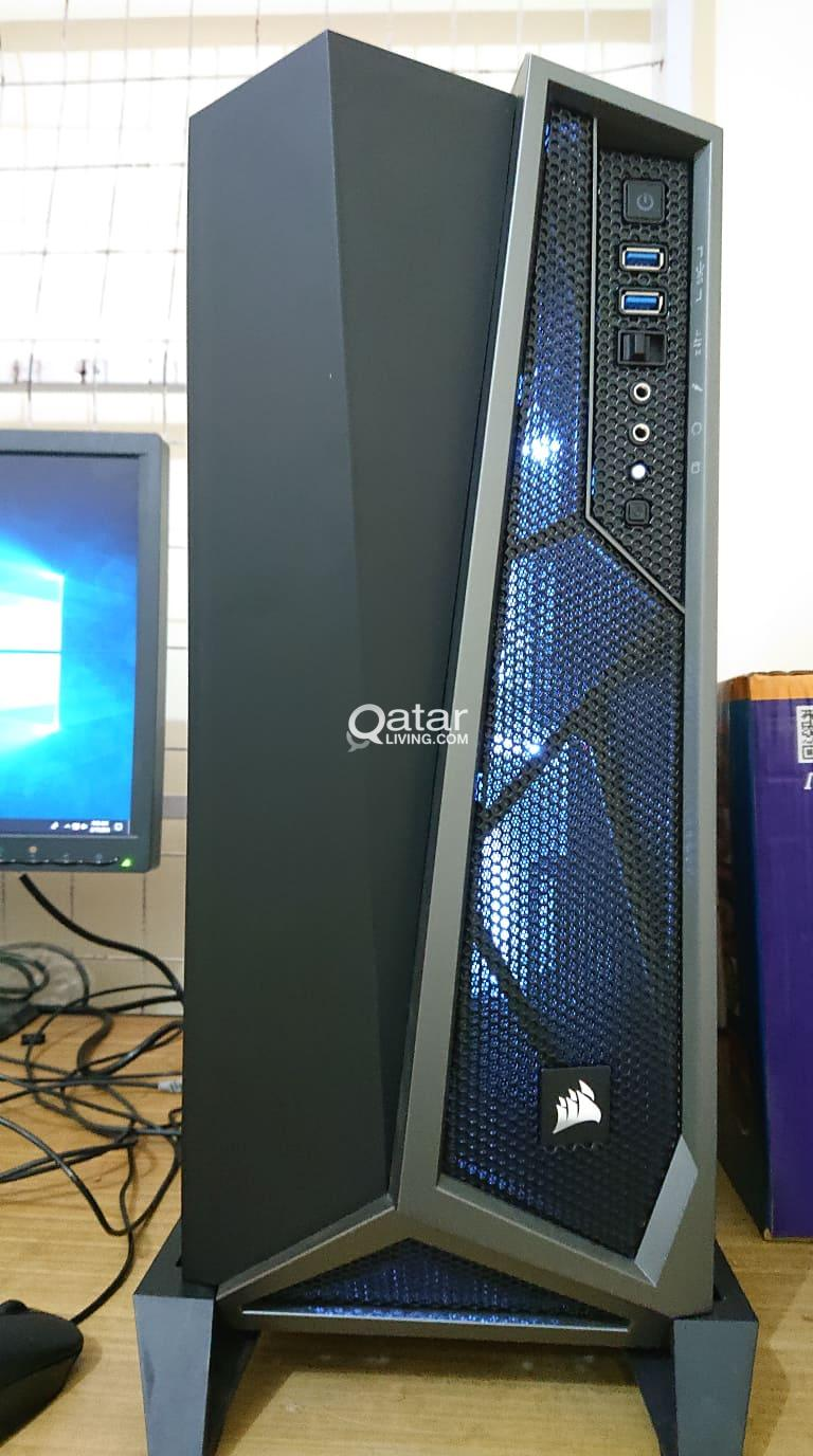 Apex & Fortnite Gaming PC: core i7 16gb RAM GTX 1060 6GB Windows 10