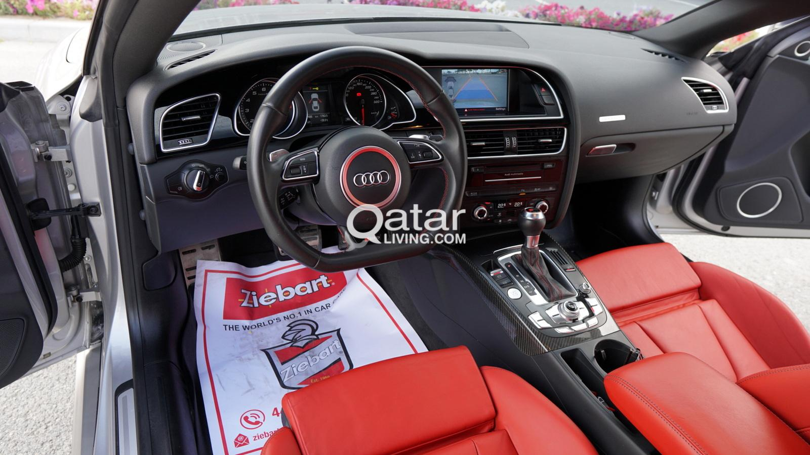 2014 Audi RS5 Coupe Quattro (More Photos Available Upon request)