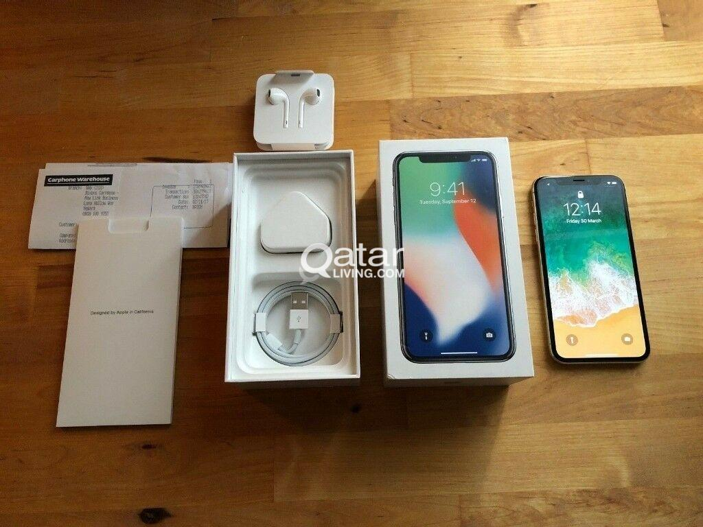 detailed look 8f159 8d274 iPhone X Silver Selling or swap with iPhone XS Max | Qatar Living