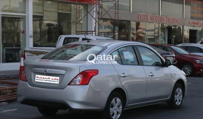 Nissan Sunny Model 2019