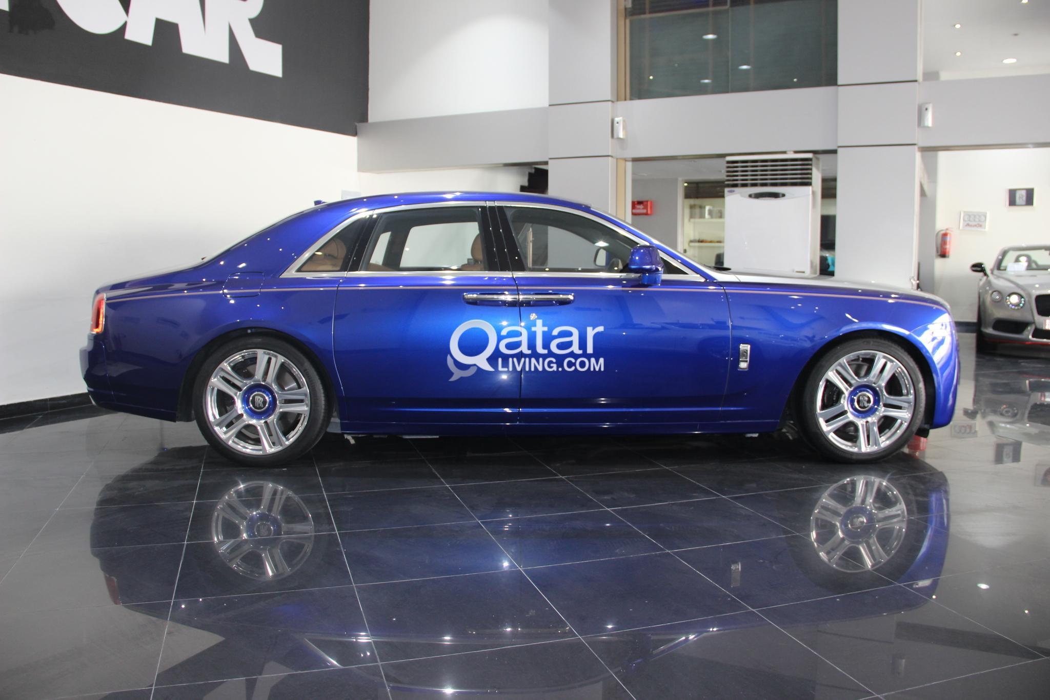 Rolls -Royce Ghost 2015