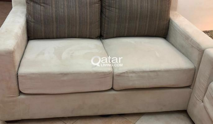 13c852526d87 3 Seater sofa set for sale | Qatar Living