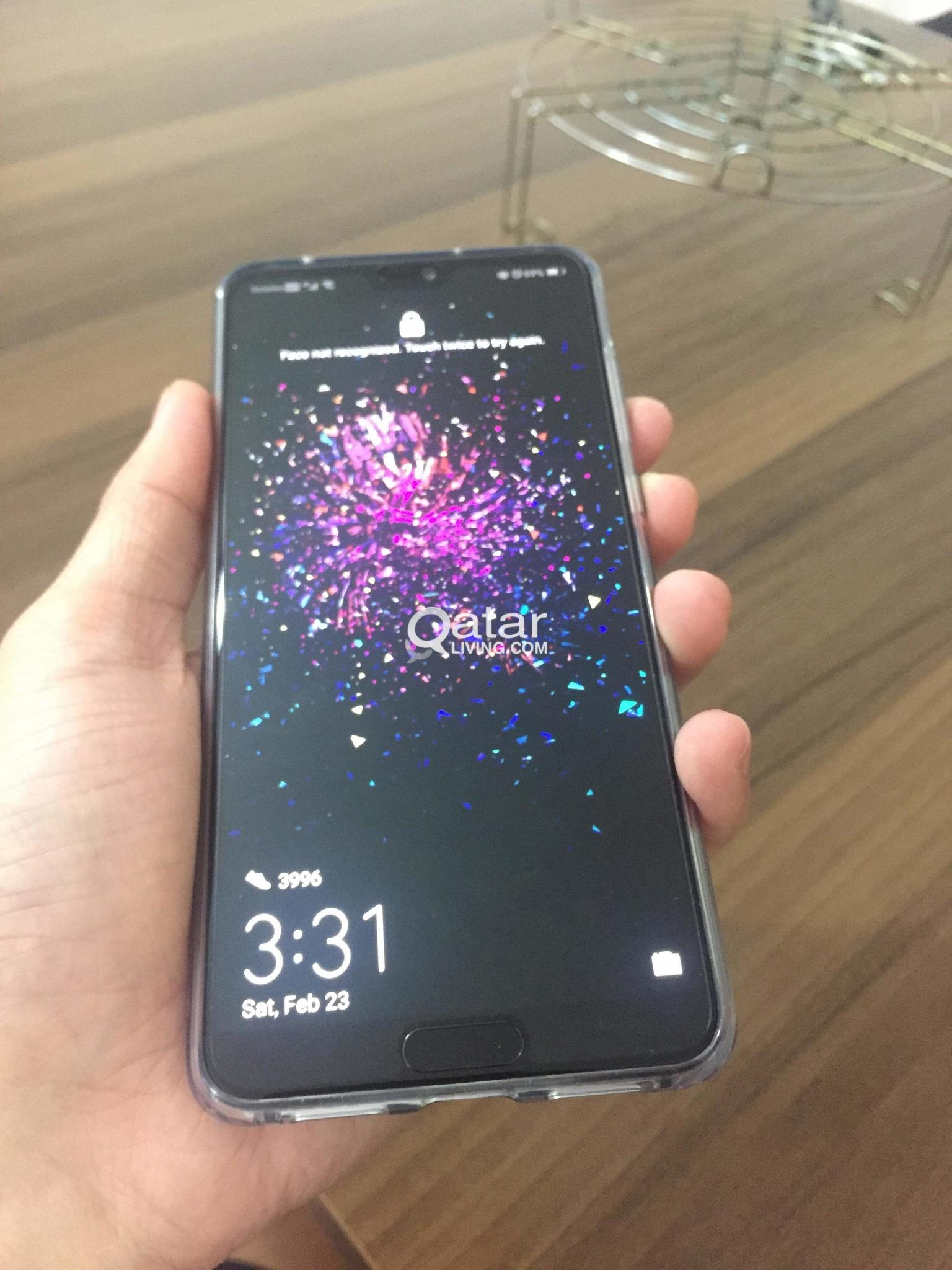 HUAWEI P20 PRO.  Reason for selling: for upgrade