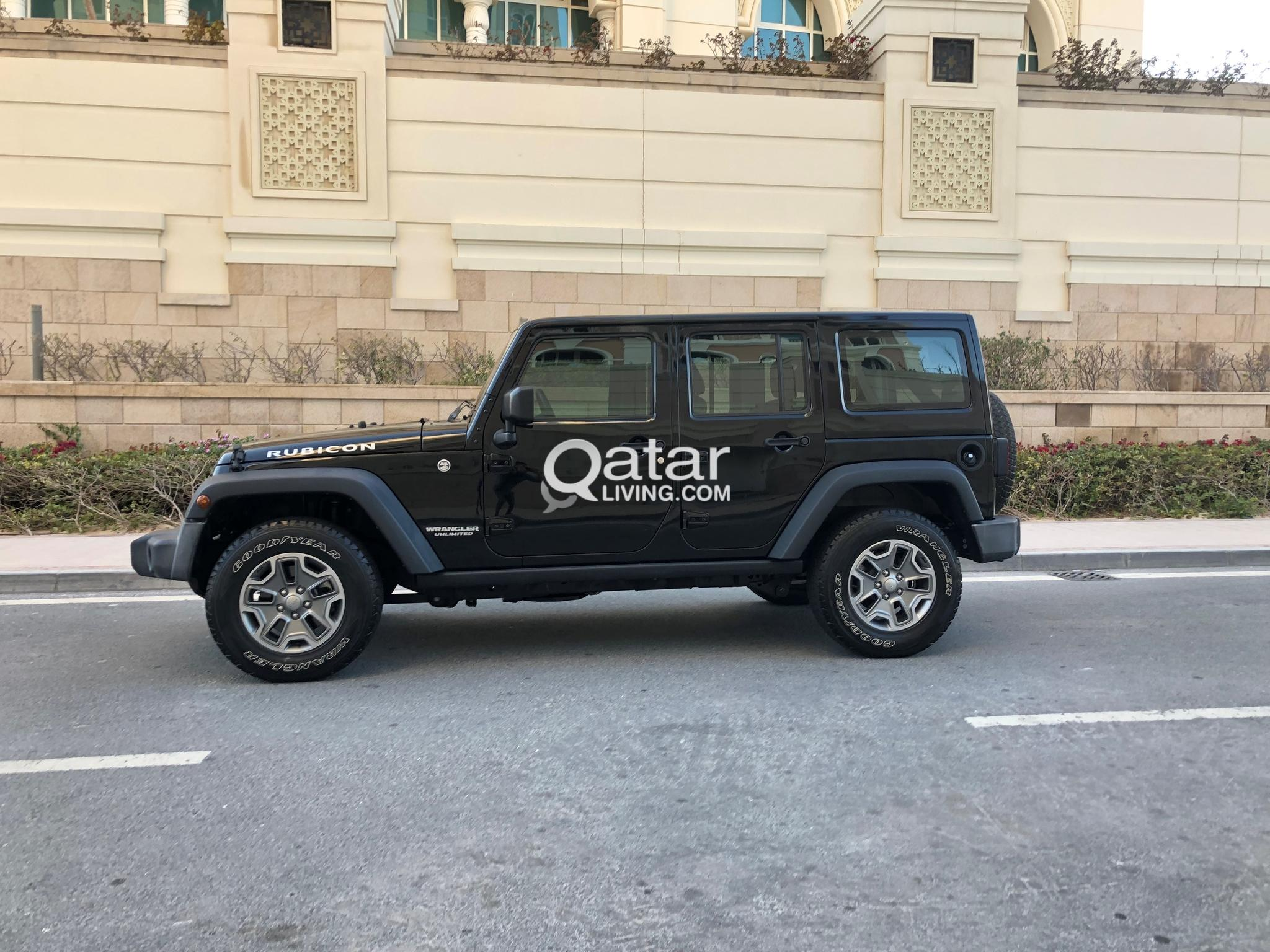 Jeep Wrangler Rubicon 2016 | Qatar Living
