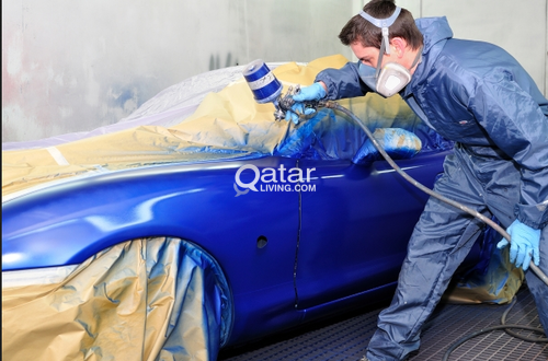 Car Denting & Painting Service