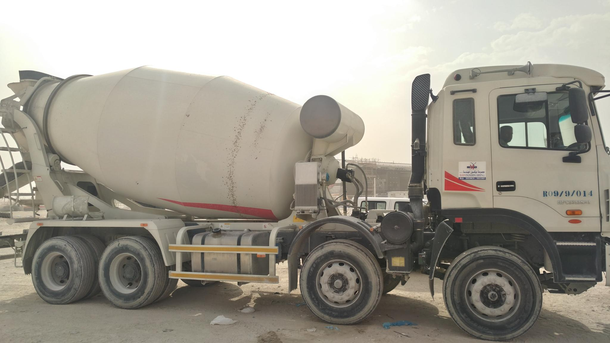 Rental of Heavy  Vehicles