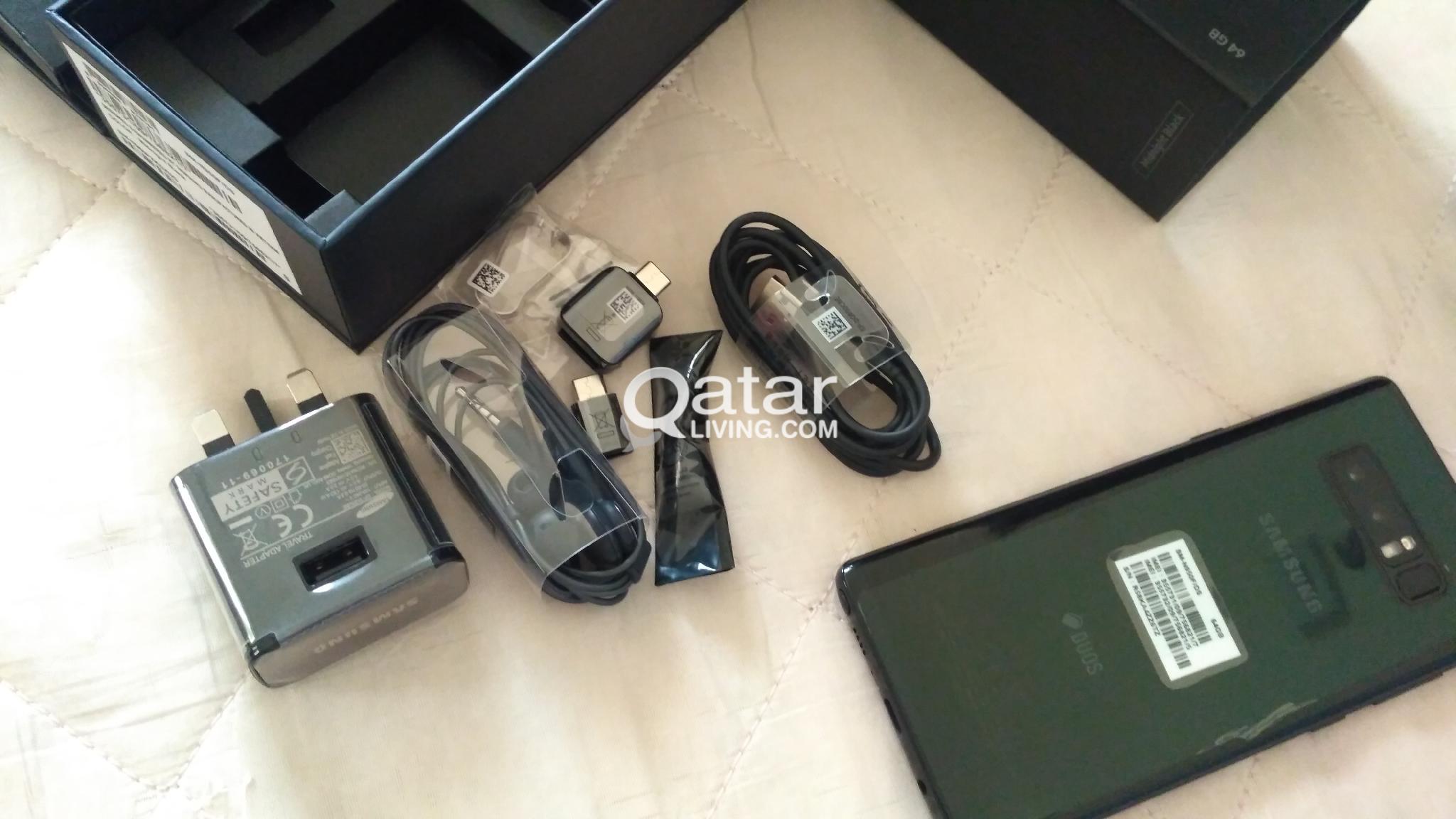 Samsung note 8 dual sim | Qatar Living