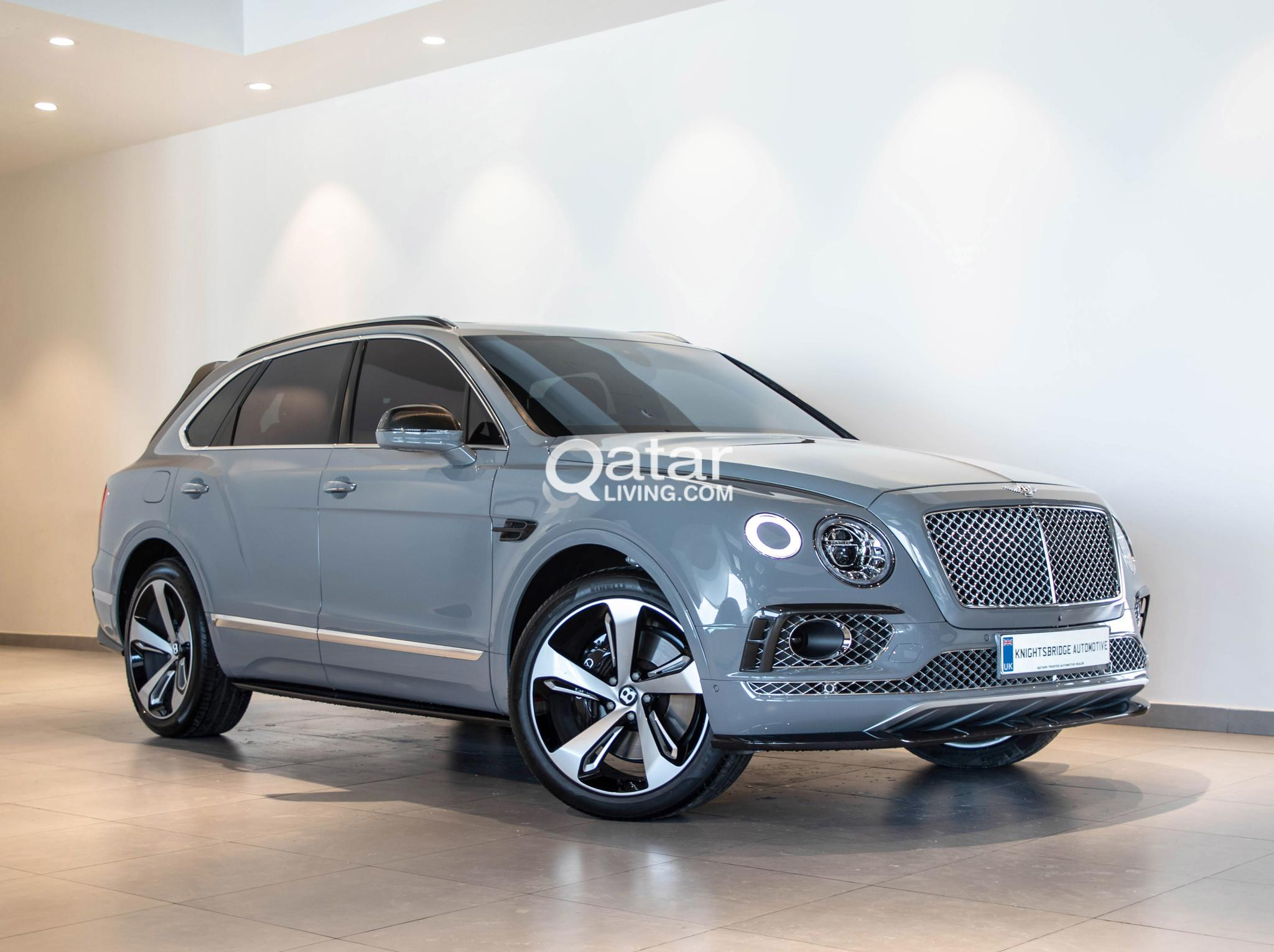 2019   Bentley Bentayga Mulliner