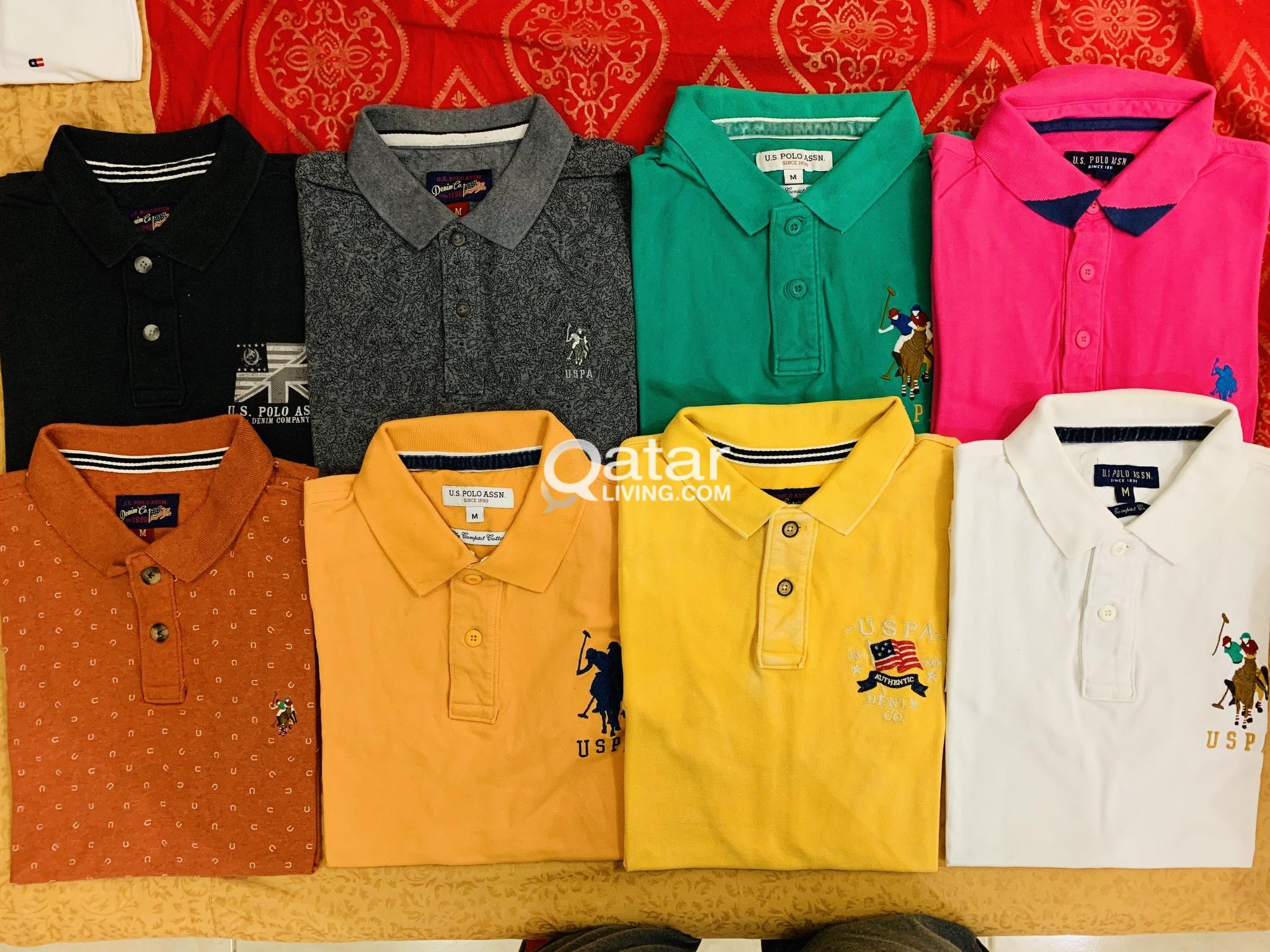 f4c9db6cf Information. Hi,. I'm selling the following Original US Polo Assn. T-Shirts: