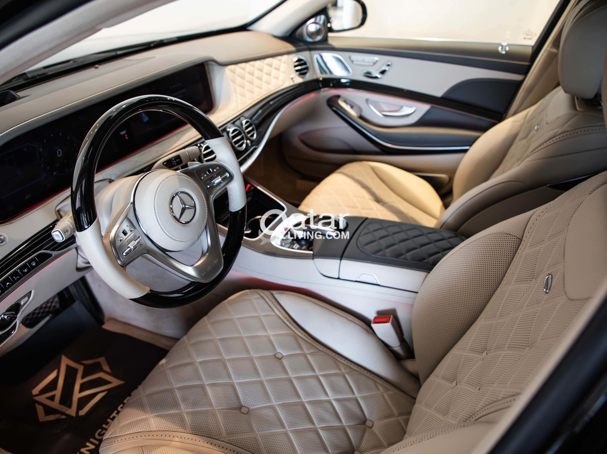 2019 Mercedes S650 Maybach