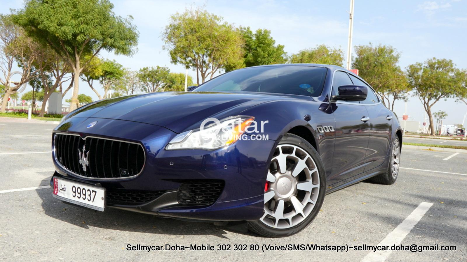 2016 Maserati Quattroporte S (Many More Photo Available Upon Request)