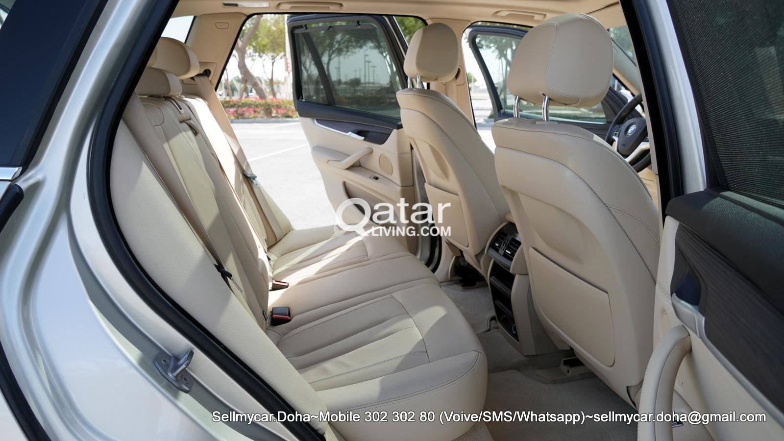 2014 BMW X5 3.5 X-Drive (Premium Package) Free BMW Service PKG until 2024